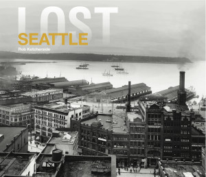 Lost Seattle cover